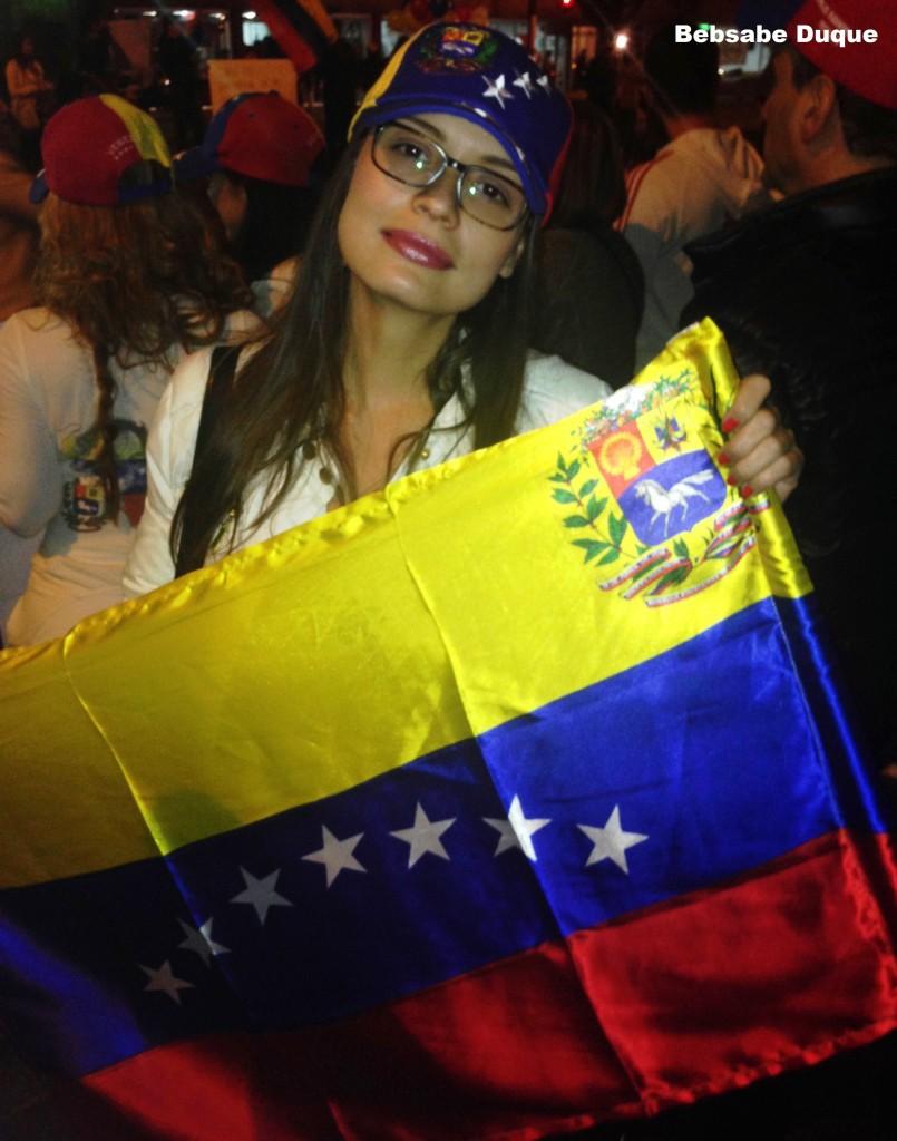 Betsabe Duque. Actris Venezolana