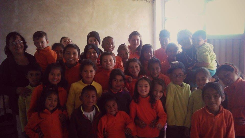 Menores del barrio El Recuerdo beneficiados del programa