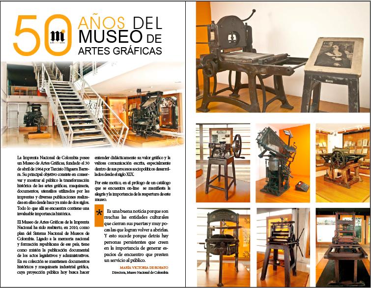 foto: Museo de artes gráficas de Bogotá