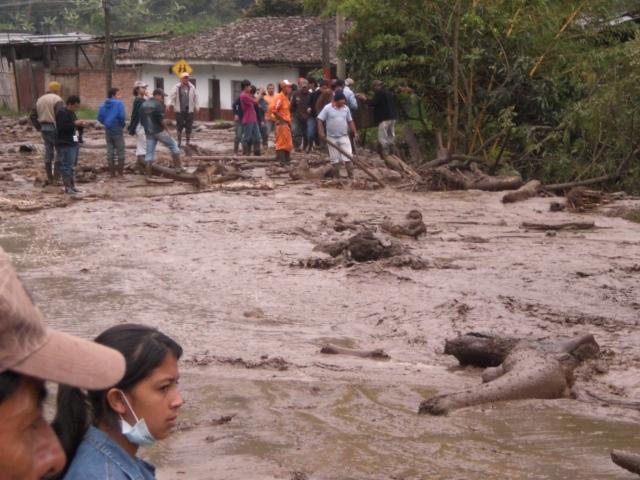 Cada año se ven afectados por desastres 66 millones de niños | Foto: http://www.sigpad.gov.co/