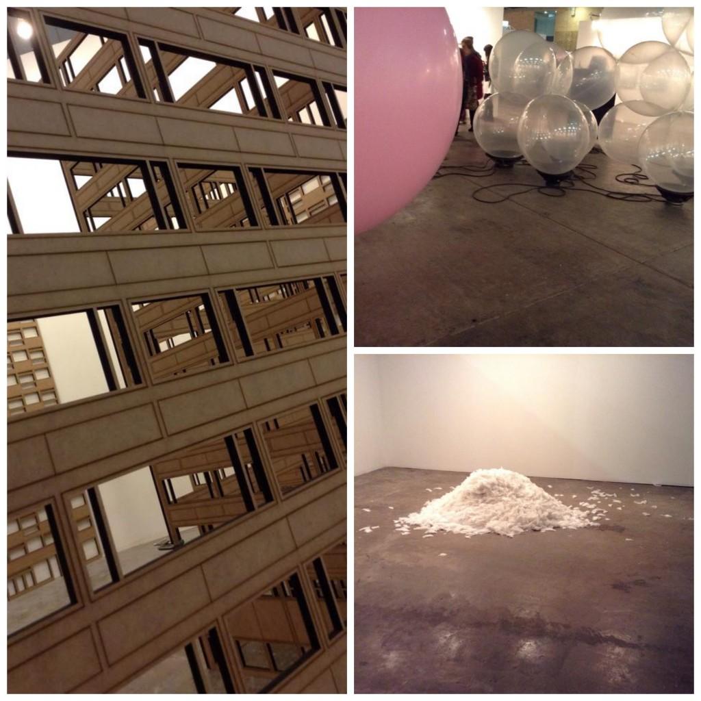 Obras como estás se disfrutaron en Bogotá del 23 al 27 de octubre en ARTBO