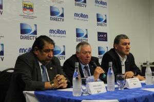 Alberto García, secretario general de la FIBA Américas