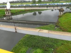 Rio Bogotá Sector de Fontibon