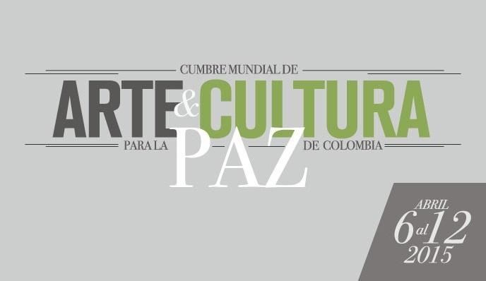Poster Cumbre  arte y cultura