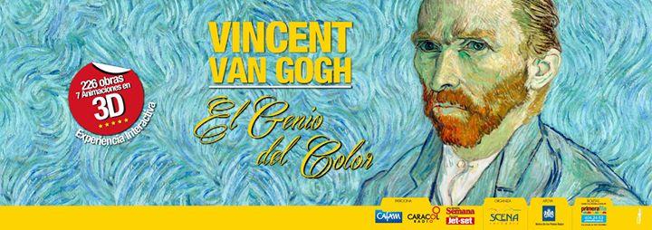 Van Gogh en Bogotá