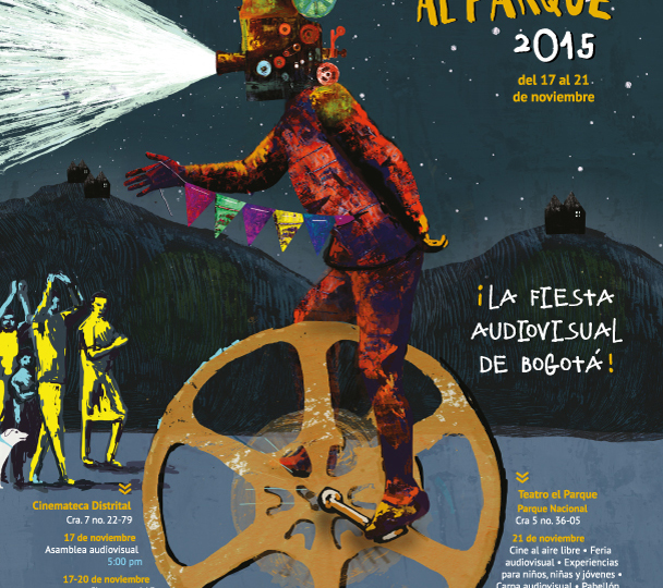 Cinemateca al parque 2015