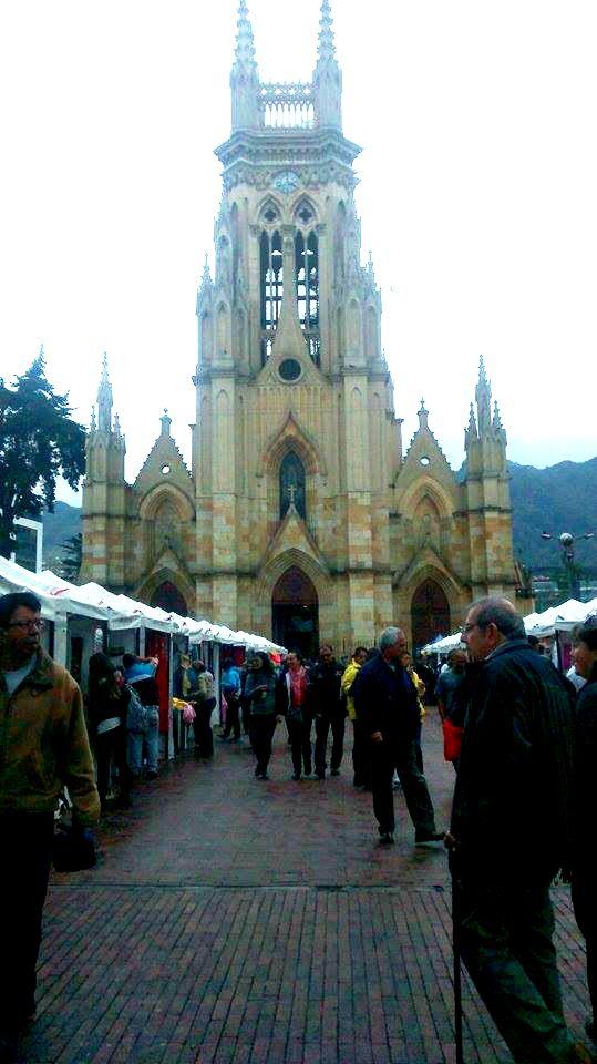Parque de Lourdes, Localidad de Chapinero.
