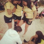 En el mes de abril inicia el primer torneo de rugby femenino en Bogotá.