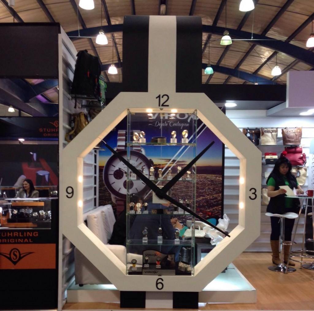 Conferencias y la más amplia muestra de relojes llegaron a Bogotá en WarchBo que va hasta el 8 de octubre en Corferias