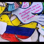 La unión de Paz a la calle, Fuente de paz, red de paz, fundación para la reconciliación, paz a la calle menos 18, entre otras hicieron posible esta actividad.