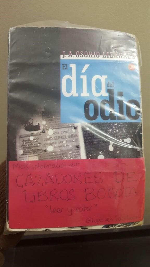 Cazadores de Libros Bogotá una idea para tener fácil acceso a la lectura