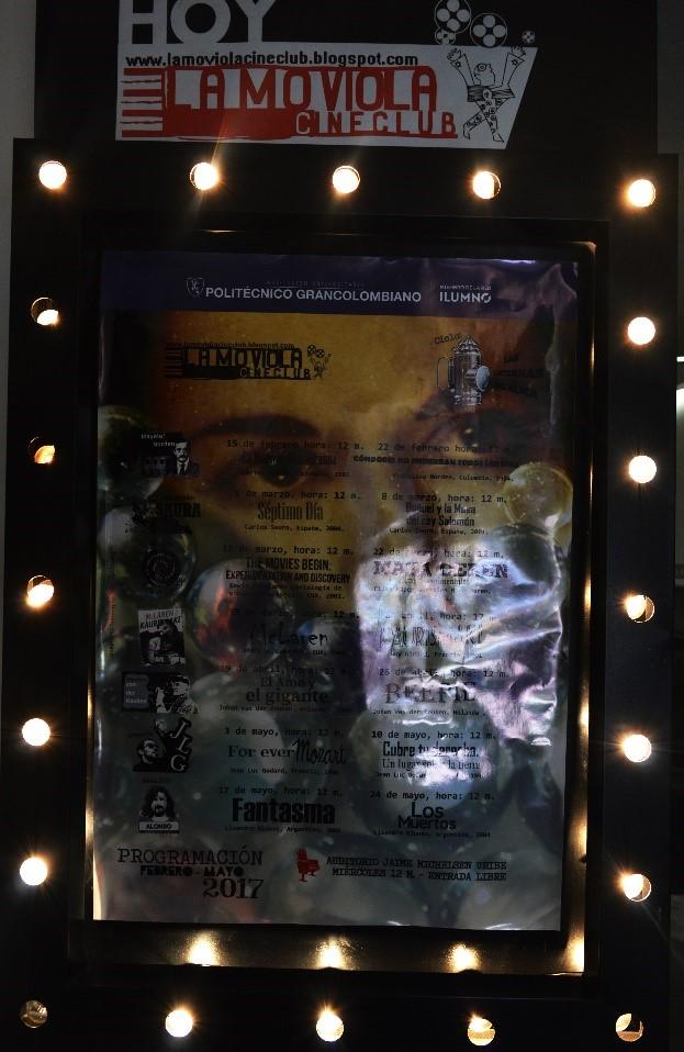 """""""Nosotros somos un proyecto cultural más que un cine club"""": Andrés Romero"""