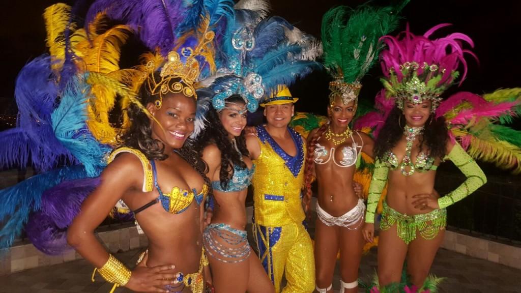 Fiesta de Brasil en Bogotá