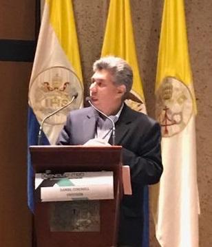 Daniel Coronell, Apertura X Encuentro de Periodismo de Investigación. 31 de marzo de 2017.