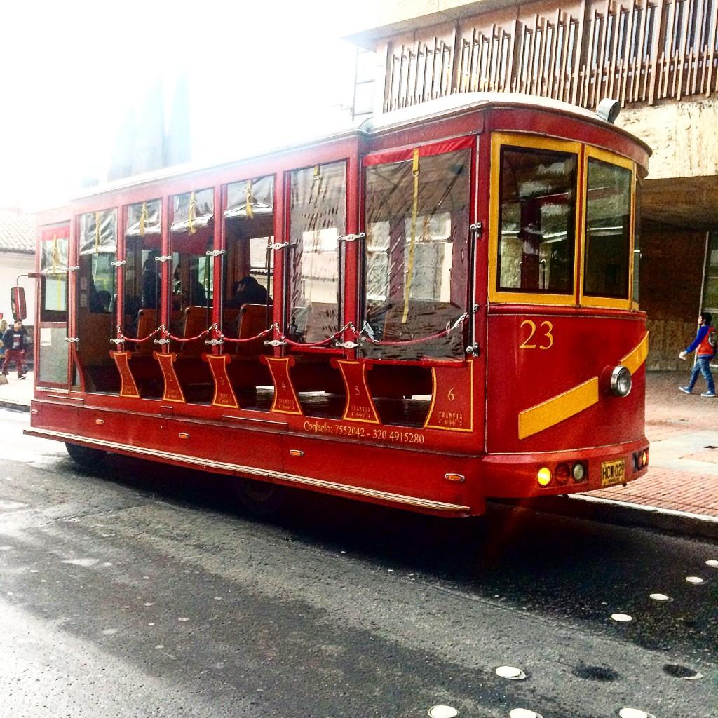 En la actualidad, en el centro de la capital existe el tranvía turístico.