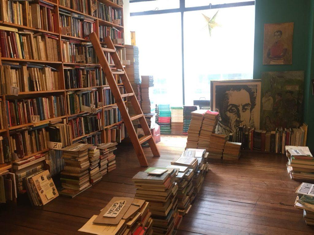 Merlín Libros Librería Bogotá