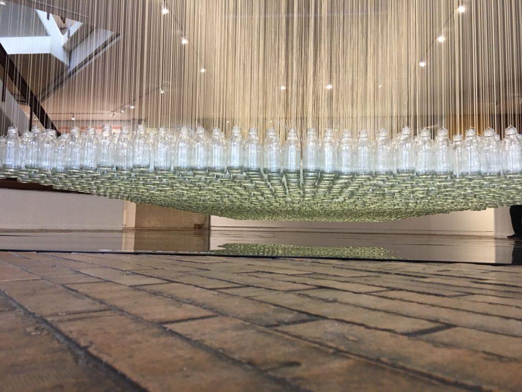 Exposición del Museo de arte moderno de Bogotá