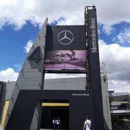 El Salón Internacional del Automóvil