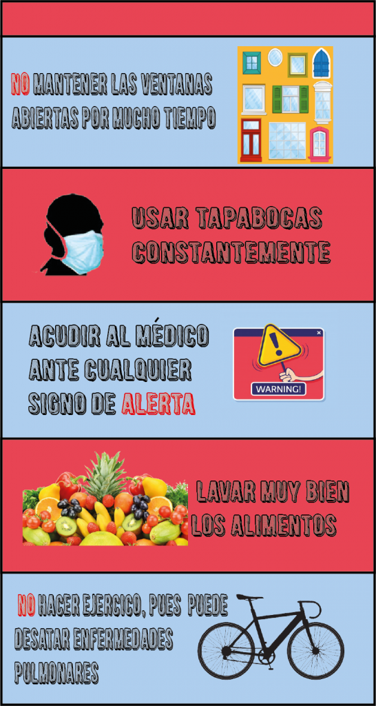 Salud respiratoria Bogotá