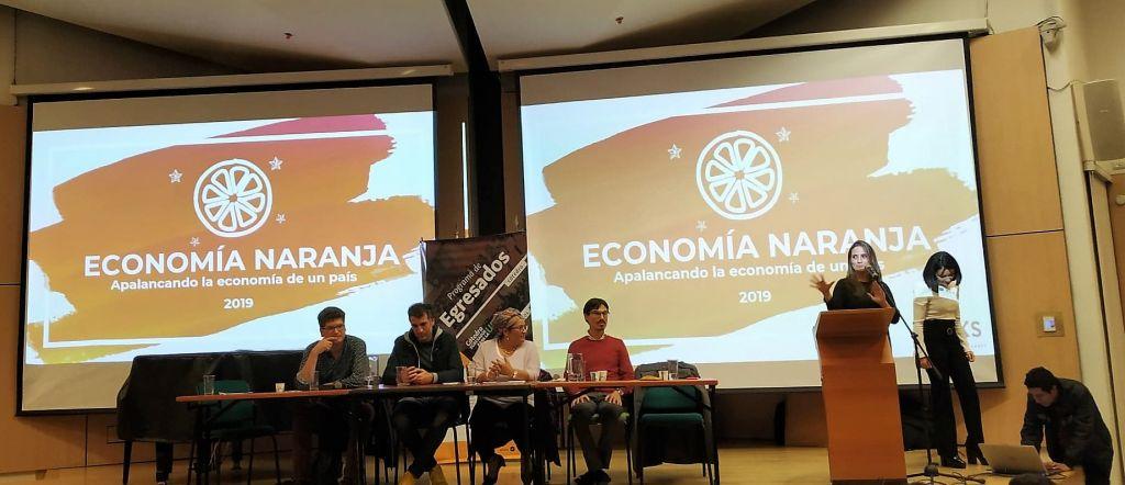Economía Naranja Victoria Sandino