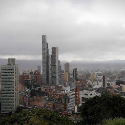 Contaminación Bogotá
