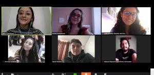 periodismo en la covid-19 Colombia Perú