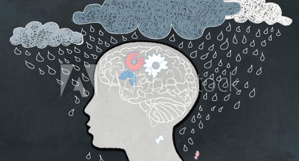 la ansiedad y la depresión